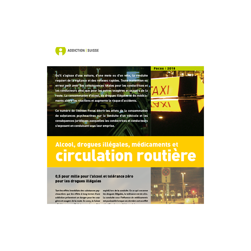 "Site web ""Alcool et circulation"""