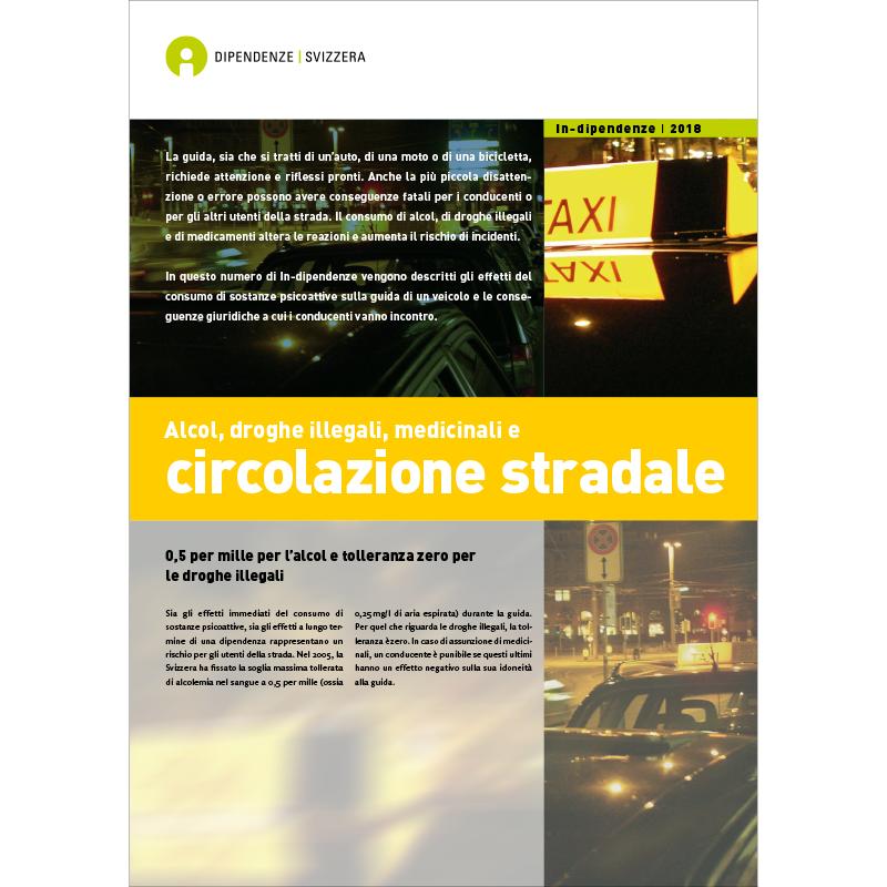 In-dipendenze - Alcol e circolazione stradale