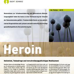 Don en faveur d'Addiction Suisse